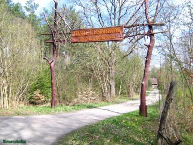 Park Leśników - MojRower.pl
