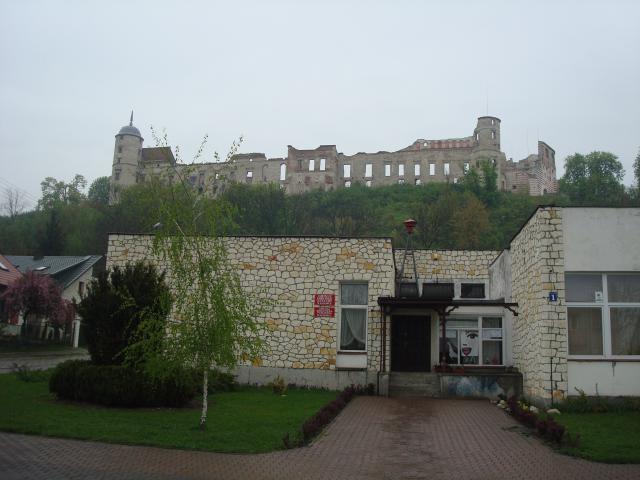 Zamek w Janowcu, autor: lunatic