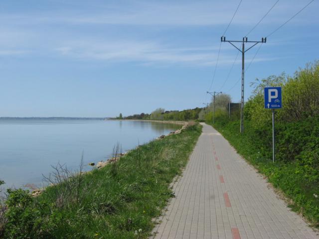 Trasa rowerowa na Półwyspie Helskim, autor: sebekfireman