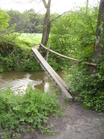 Ciekawy mostek - MojRower.pl
