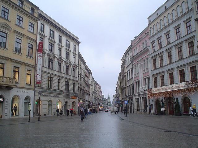 Kraków - centrum, autor: olek123