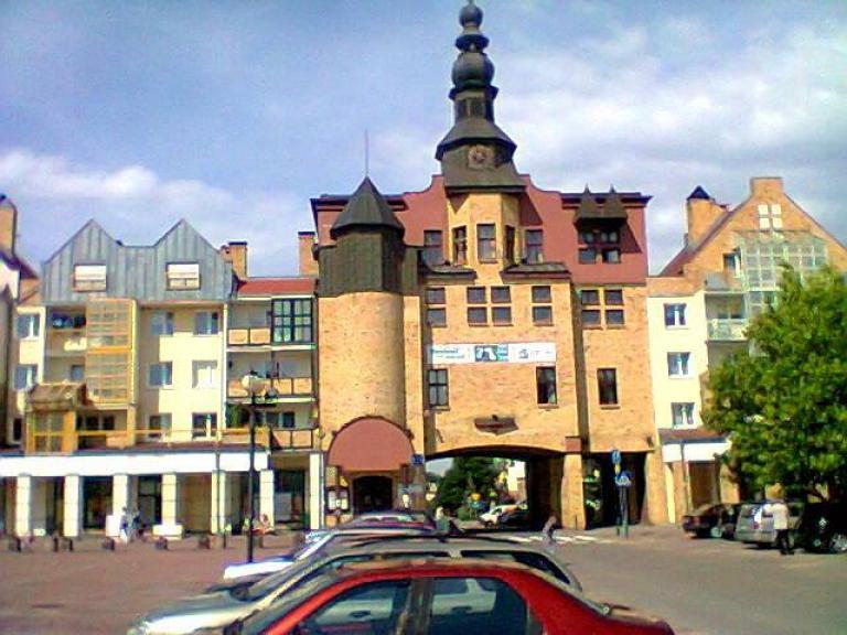 Poznań - Murowana Goślina - MojRower.pl
