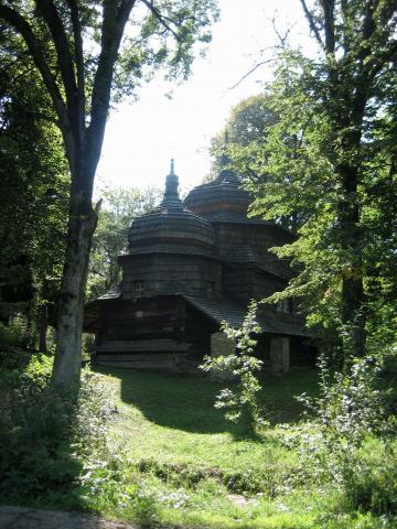 Cerkiew w Piątkowej - MojRower.pl