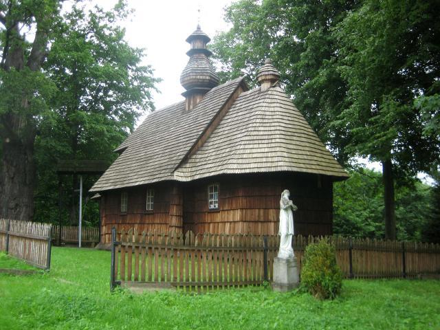 Cerkiew w Łodzinie - MojRower.pl