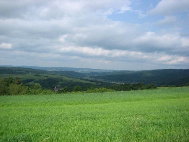 Dolina Sanu - Słonne - MojRower.pl