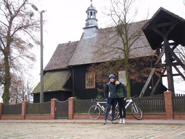 Drewniany Kościół, autor: patryk-szymanski-op-pl