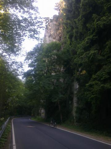 Droga w Górach Stołowych , autor: wiesiek