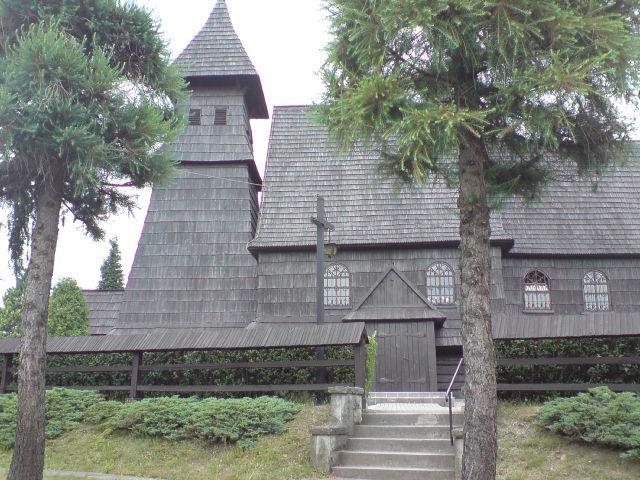 Zabytkowy Kościół w Palowicach - MojRower.pl