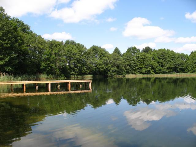 jezioro Kutzowsee, autor: srk23