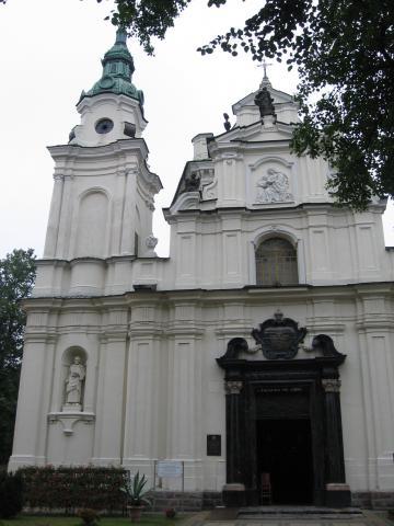 Kościół św. Anny - MojRower.pl