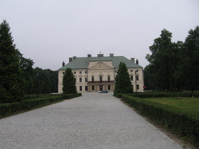 Pałac Sanguszków - MojRower.pl
