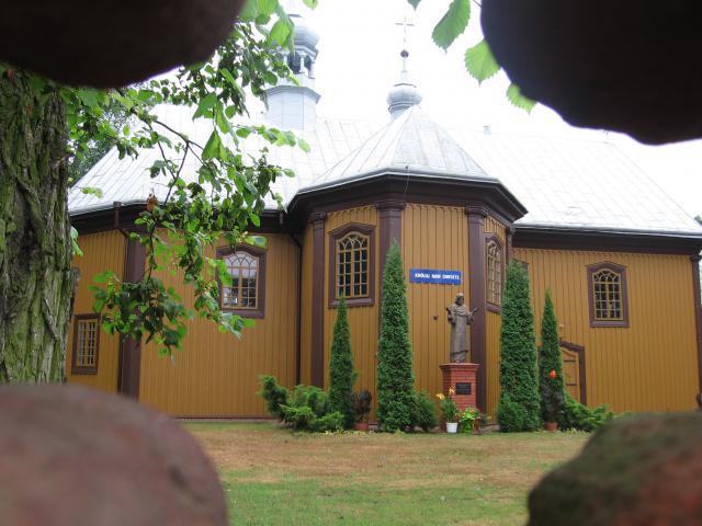 Kościół w Firleju - MojRower.pl