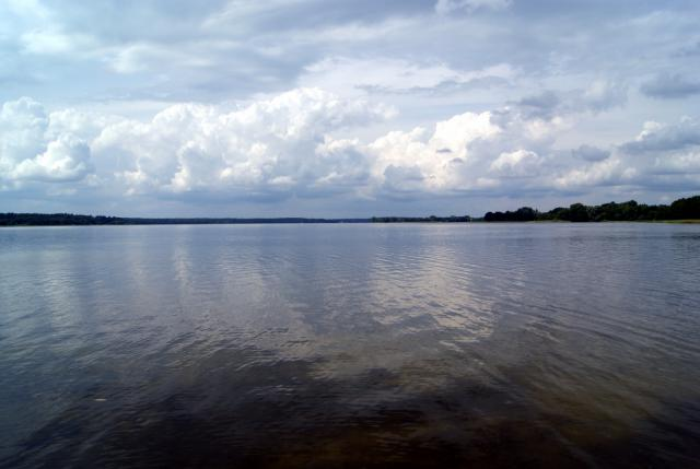 Jezioro Lubie, autor: paveln