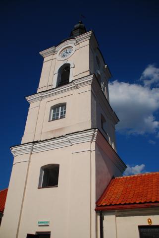 dzwonnica - wieża widokowa, autor: rafal_gd