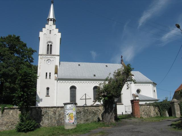 Kościół w Słubicach - MojRower.pl