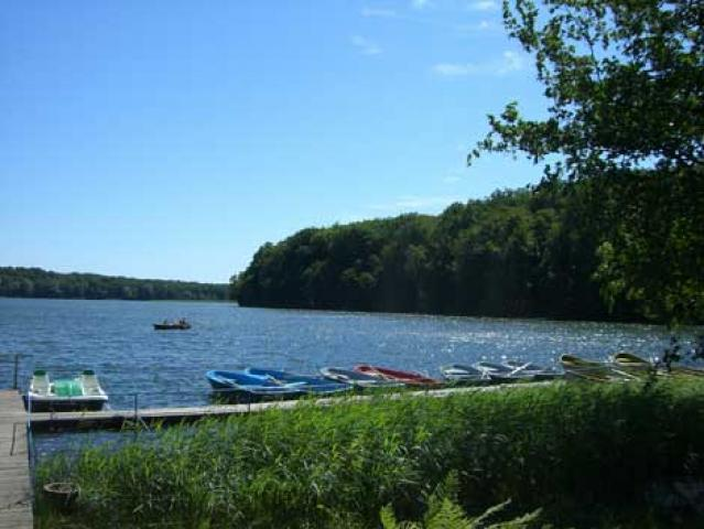 Jeziorko w Korswandt, autor: jaca