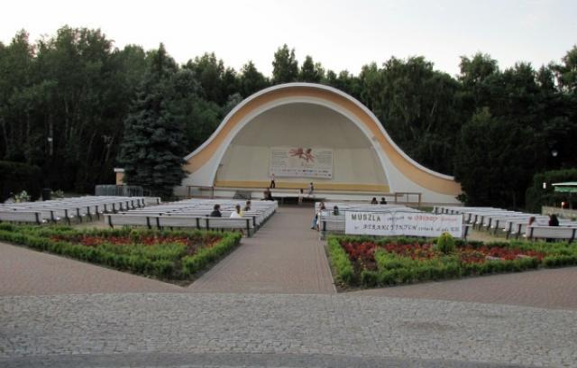 Świnoujście - muszla koncertowa, autor: jaca