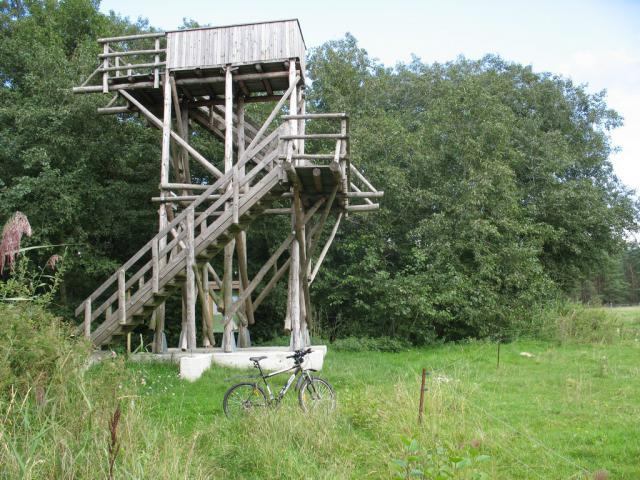 Wieża obserwacyjna - MojRower.pl