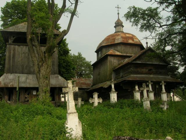 Cerkiew., autor: stary