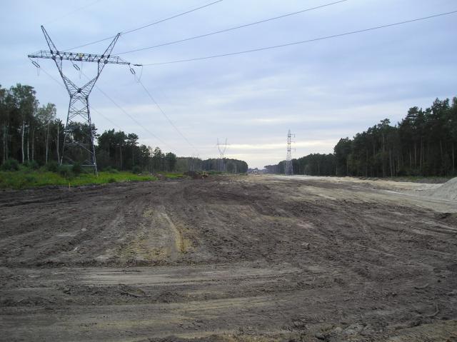Budowa autostrady A2, autor: tomikor