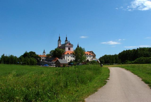 Zostawiamy Klasztor za sobą - MojRower.pl