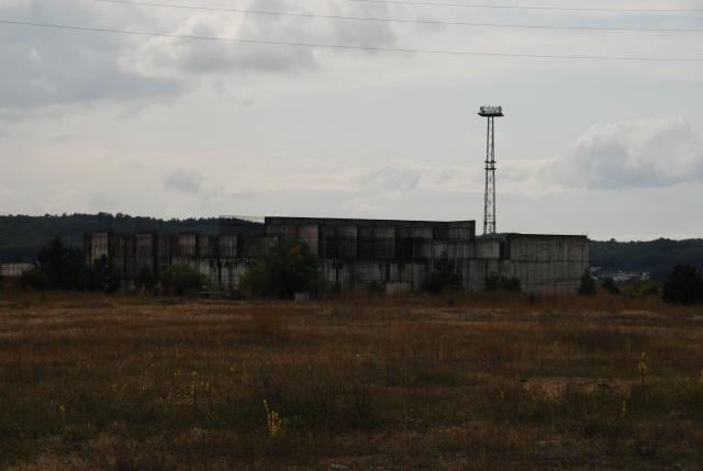 Pozostałości Elektrowni Atomowej, autor: rafal_gd