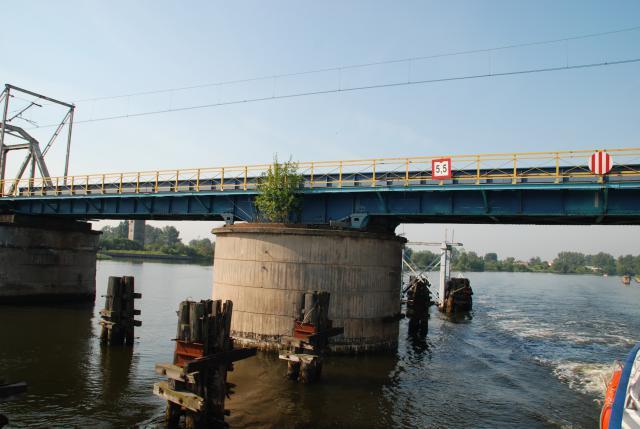 Kolejowy Most Obrotowy, autor: rafal_gd