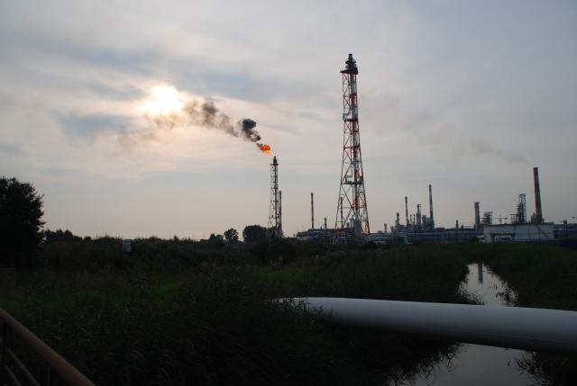 Rafineria, autor: rafal_gd