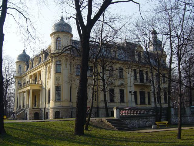 Pałac Schoena, autor: aza