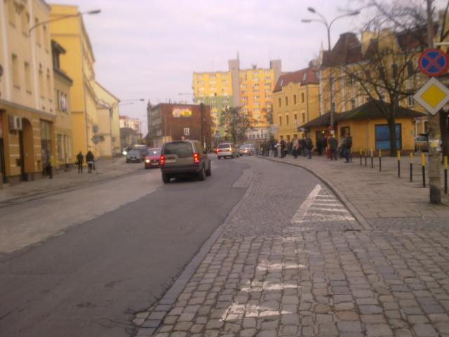 Wrocław Psie Pole - centrum, autor: wiesiek