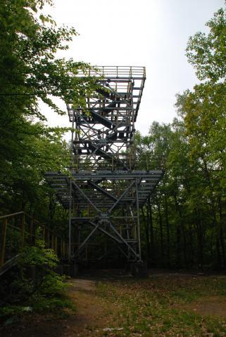 Pozostałości wieży widokowejj., autor: rafal_gd