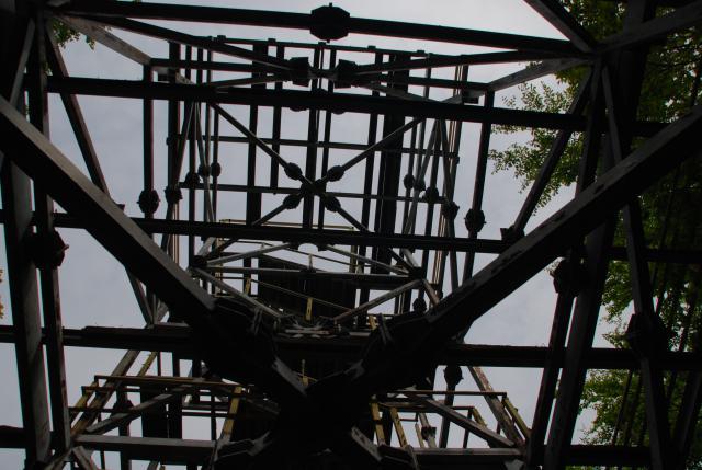 Pozostałości wieży widokowej, autor: rafal_gd