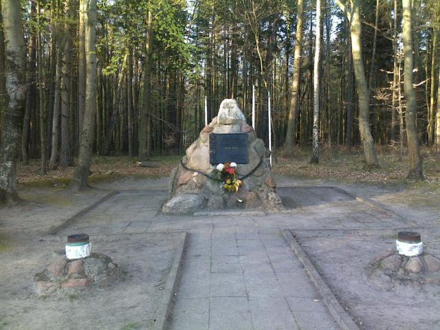 Pomnik Leśnika, autor: rafal_gd