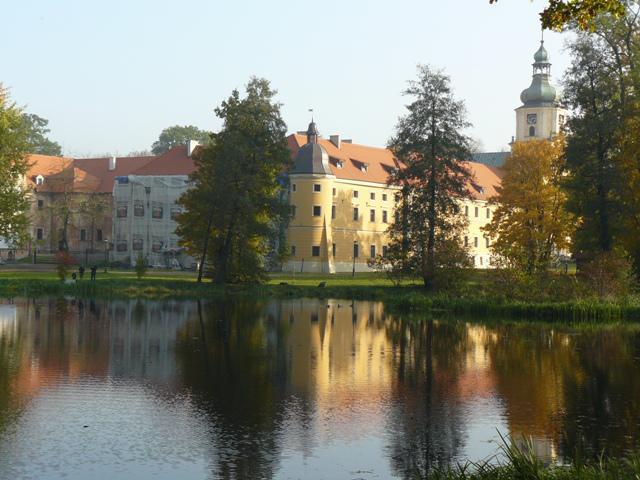Zamek w Rudach, autor: gregor