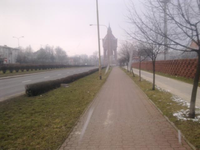Wrocław - zabytkowa wieża ciśnień, obecnie restauracja, autor: wiesiek