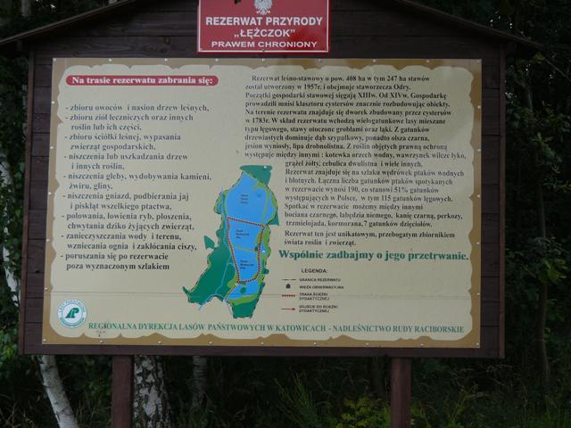 Rezerwat przyrody Łężczok, autor: gregor