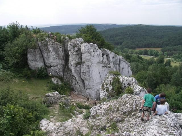Góra Zborów, autor: gregor
