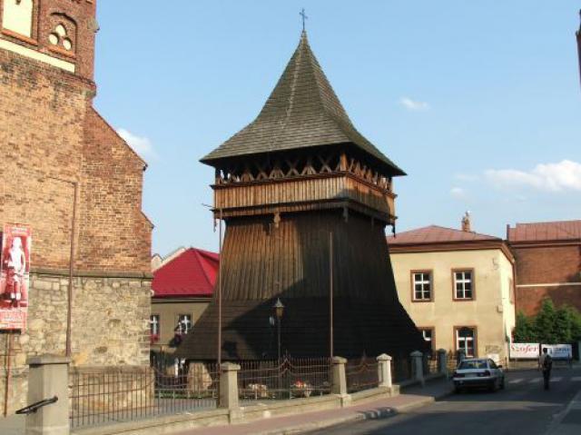 Dzwonnica w Bochni - MojRower.pl