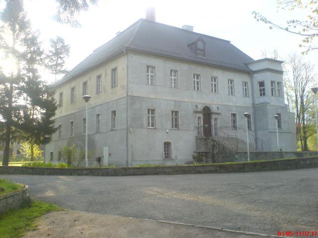 Pałac w Bukowcu., autor: wiesiek