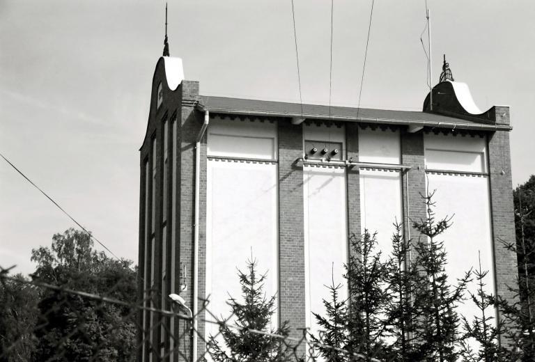 Kolincz - zabytkowa elektrownia wodna, autor: basik31