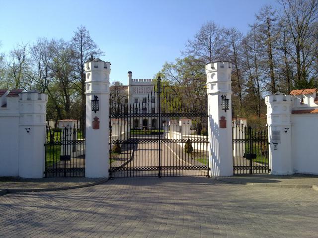Pałac - MojRower.pl