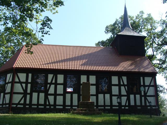 kościół ryglowy w Bukowinie, autor: aggg