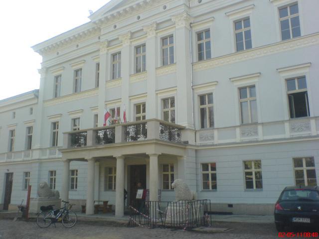 Pałac w Jedlince w czsie IIwojny Światowej śiedziba organizacji Todt, autor: wiesiek