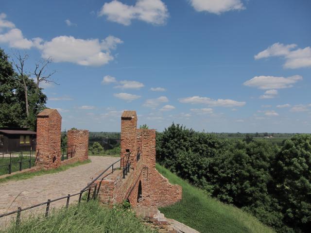 Droga do zamku - MojRower.pl