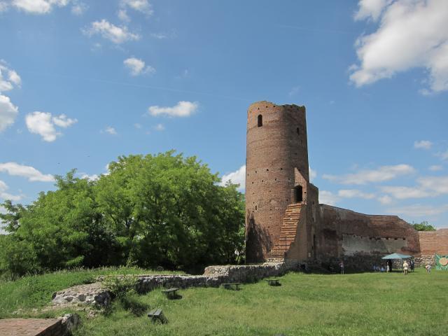 Ruiny zamku - MojRower.pl