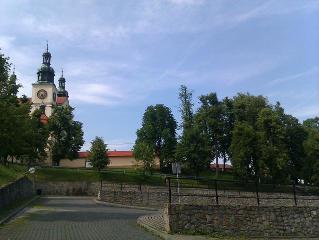 Klasztor w Kalwarii Zebrzydowskiej, autor: jagajazzist