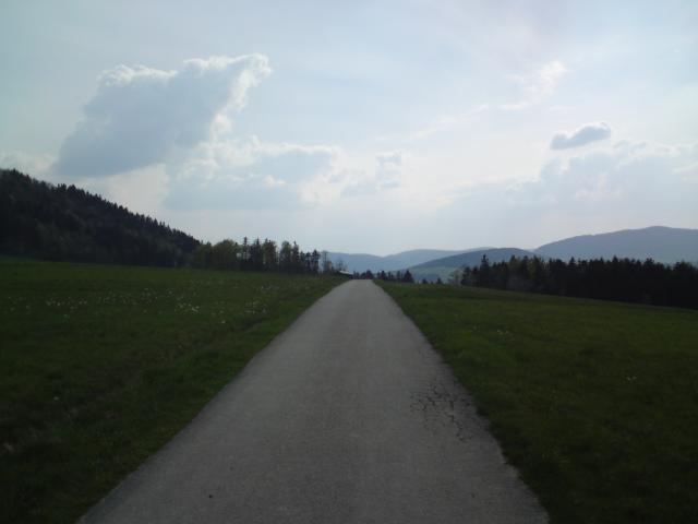 Droga pod Chełmem - MojRower.pl