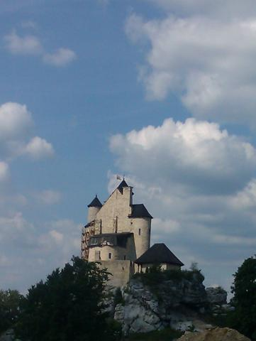 Zamek w Bobolicach - MojRower.pl