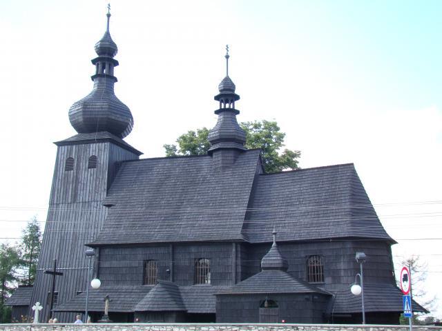 Kościół - Paniówki - MojRower.pl