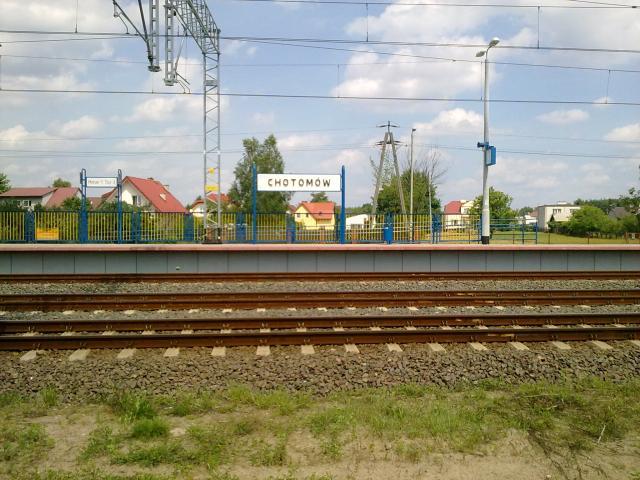 Stacja kolejowa - MojRower.pl